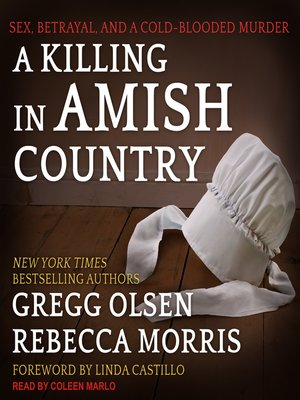 cover image of A Killing in Amish Country